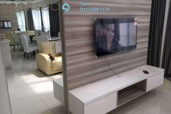 For Rent Condominium at Dream City, Seri Kembangan Freehold Fully Furnished 2R/2B 3.3k
