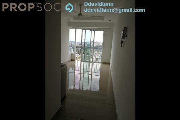 For Rent Condominium at Menara U2, Shah Alam Freehold Semi Furnished 2R/2B 1.25k