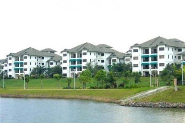 For Rent Condominium at Cyber Heights Villa, Cyberjaya Freehold Fully Furnished 3R/2B 2.6k