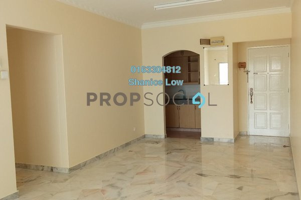 For Sale Apartment at Akasia Apartment, Pusat Bandar Puchong Freehold Semi Furnished 3R/2B 318k