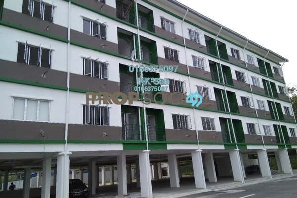 For Sale Apartment at Bandar Sunway Semenyih, Semenyih Leasehold Fully Furnished 3R/2B 195k