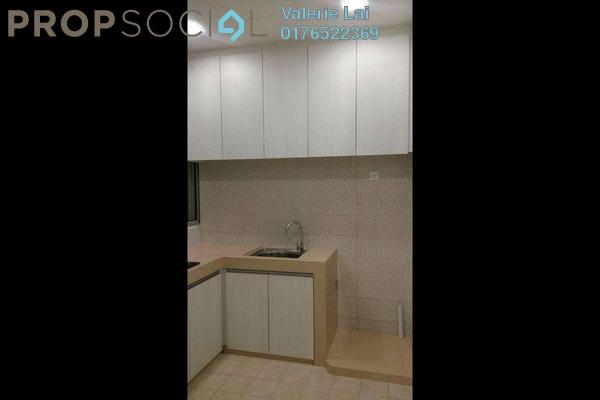 For Rent Serviced Residence at I Residence, Kota Damansara Freehold Semi Furnished 3R/2B 2.3k