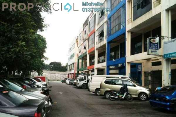 For Sale Shop at Kampung Kayu Ara, Bandar Utama Leasehold Fully Furnished 4R/4B 1.85m