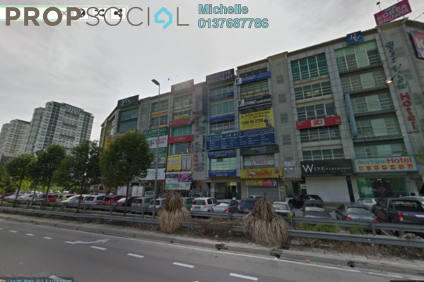 For Sale Shop at 1 Puchong Business Park, Bandar Puchong Jaya Freehold Fully Furnished 7R/6B 5.2m