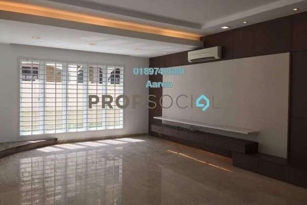 For Sale Semi-Detached at Ara Vista, Ara Damansara Freehold Semi Furnished 5R/4B 3.3m