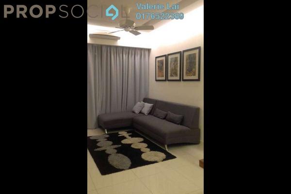 For Rent Serviced Residence at Cascades, Kota Damansara Freehold Fully Furnished 1R/1B 2.2k