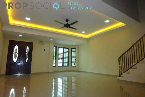 For Sale Terrace at Bandar Rinching, Semenyih Freehold Semi Furnished 4R/3B 425k