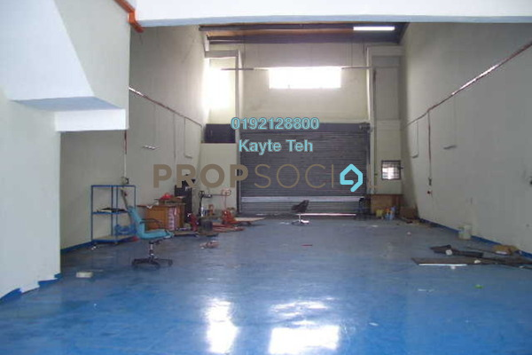 For Sale Factory at Hicom Glenmarie, Shah Alam Freehold Unfurnished 0R/0B 2.75m