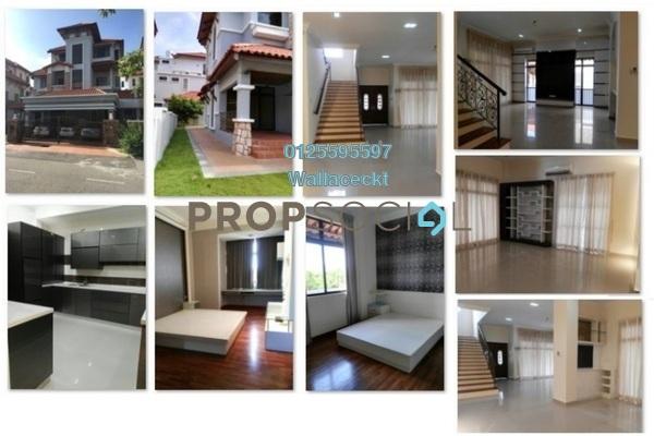 For Sale Bungalow at Bayan Mutiara, Batu Uban Freehold Semi Furnished 5R/6B 3.5m