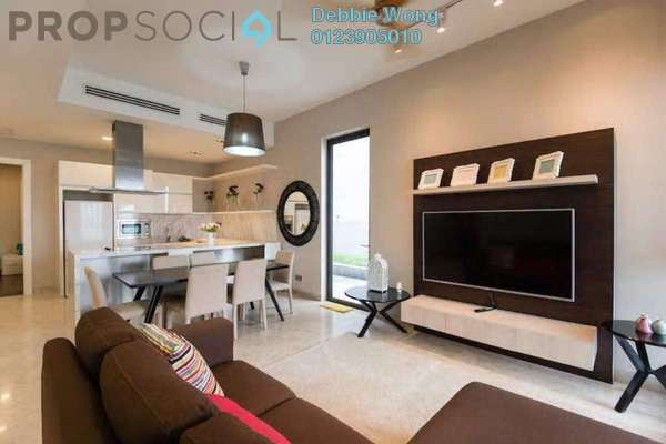 For Sale Condominium at Icon Residence, Dutamas Freehold Fully Furnished 2R/2B 1.75m