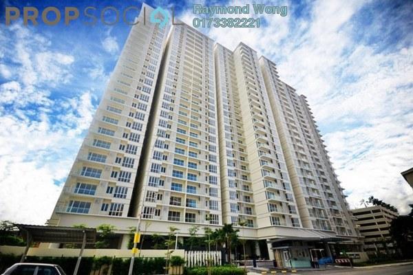 For Rent Condominium at Setapak Green, Setapak Freehold Semi Furnished 3R/2B 2k