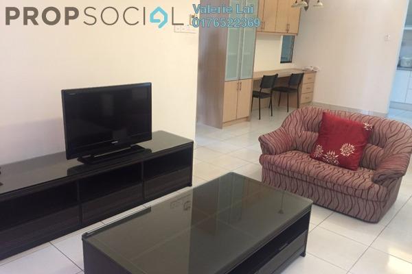 For Rent Serviced Residence at Pelangi Damansara Sentral, Mutiara Damansara Freehold Fully Furnished 2R/2B 1.85k