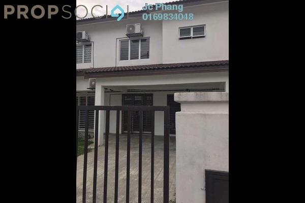 For Sale Terrace at Kampung Rawang Tin, Rawang Leasehold Unfurnished 4R/3B 420k