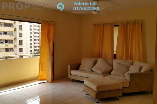 For Rent Condominium at Palm Spring, Kota Damansara Freehold Fully Furnished 3R/2B 1.8k