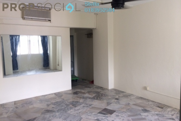 For Sale Apartment at Tasik Heights Apartment, Bandar Tasik Selatan Leasehold Semi Furnished 3R/2B 310k