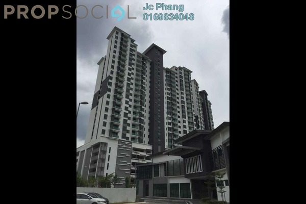 For Sale Condominium at The Vyne, Sungai Besi Freehold Unfurnished 3R/2B 660k