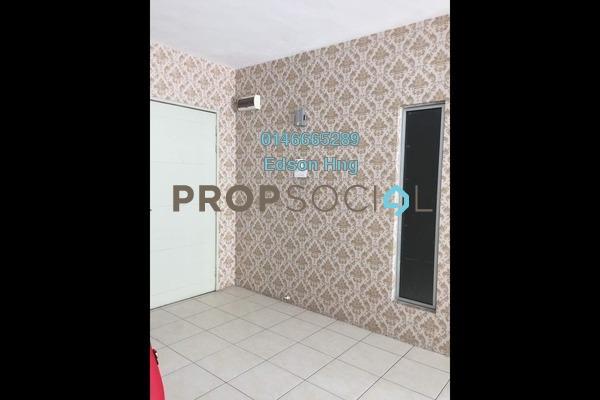 For Rent Condominium at Platinum Lake PV13, Setapak Freehold Semi Furnished 4R/2B 1.9k
