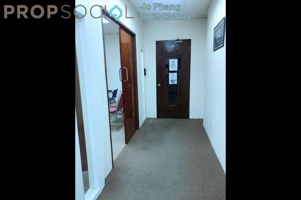 For Rent Office at Megan Avenue 2, KLCC Freehold Semi Furnished 0R/0B 4.7k