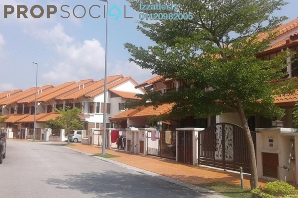 For Sale Terrace at Ilham, Alam Sari Freehold Semi Furnished 4R/3B 650k