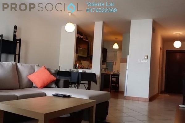 For Rent Condominium at Perdana Exclusive, Damansara Perdana Freehold Semi Furnished 3R/2B 1.8k