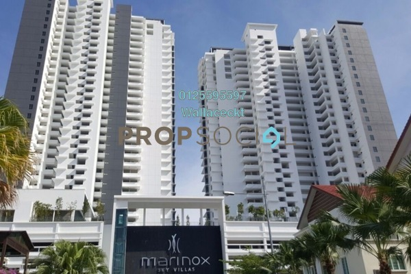For Rent Condominium at Marinox Sky Villas, Seri Tanjung Pinang Freehold Fully Furnished 3R/3B 2.8k