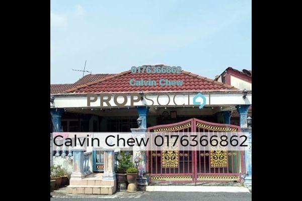 For Sale Terrace at Taman Meru Indah, Meru Freehold Unfurnished 3R/0B 100k