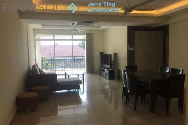 For Rent Condominium at Bungaraya Condominium, Saujana Freehold Fully Furnished 4R/3B 3.2k