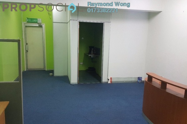 For Sale Office at Taman Tan Yew Lai, Old Klang Road Freehold Semi Furnished 2R/1B 180k