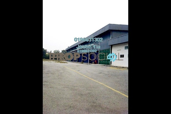 For Rent Factory at Arab-Malaysian Industrial Park, Nilai Freehold Semi Furnished 0R/0B 35k