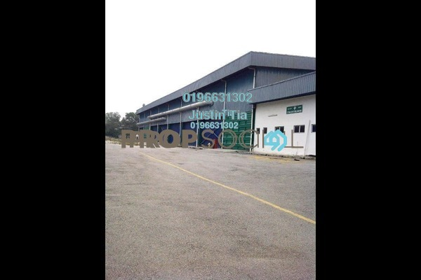 For Sale Factory at Arab-Malaysian Industrial Park, Nilai Freehold Semi Furnished 0R/0B 12m