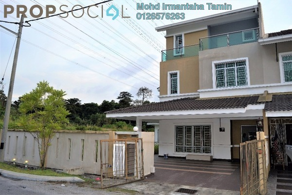 For Sale Terrace at Taman Suria Tropika, Bandar Putra Permai Freehold Unfurnished 5R/4B 1.15m
