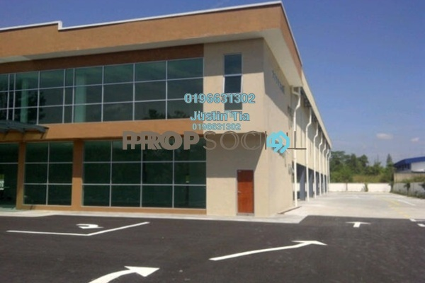 For Rent Factory at Arab-Malaysian Industrial Park, Nilai Freehold Semi Furnished 0R/0B 30k
