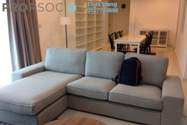 For Rent Condominium at Sunway Vivaldi, Mont Kiara Freehold Fully Furnished 3R/3B 8.5k