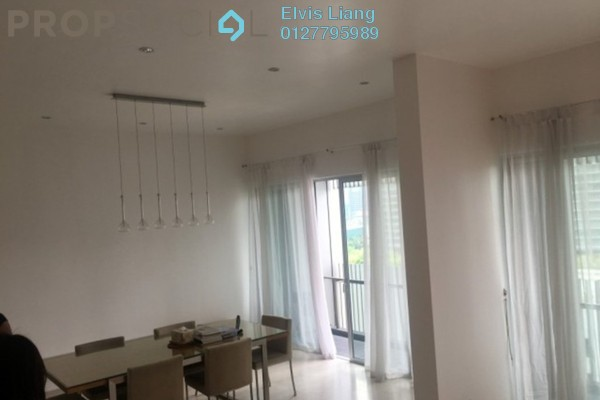 For Sale Condominium at Dua Residency, KLCC Freehold Fully Furnished 3R/3B 1.95m