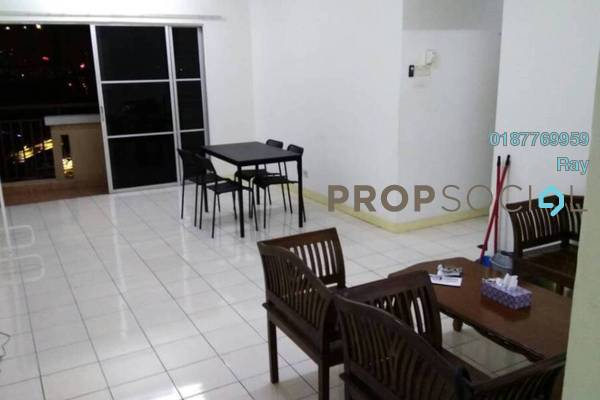 For Rent Condominium at Cengal Condominium, Bandar Sri Permaisuri Freehold Fully Furnished 3R/2B 1.65k