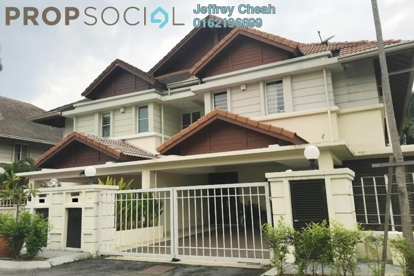 For Sale Semi-Detached at Semantan Villas, Damansara Heights Freehold Semi Furnished 5R/5B 3.3m