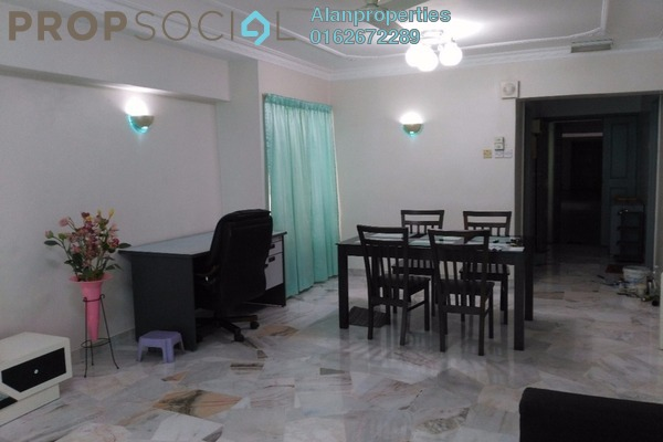 For Rent Condominium at Le Jardine, Pandan Indah Freehold Fully Furnished 3R/2B 1.55k