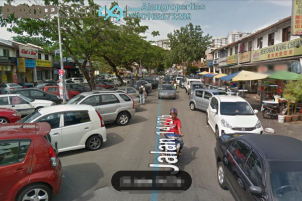 For Rent Shop at Desa Setapak, Setapak Freehold Unfurnished 0R/2B 6k