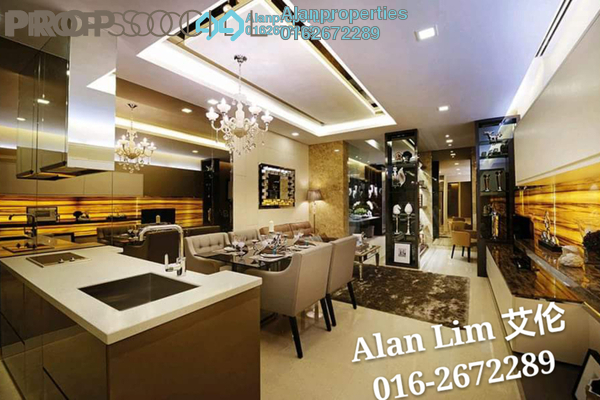For Sale Serviced Residence at Dorsett Residences, Bukit Bintang Freehold Fully Furnished 1R/1B 1.39m