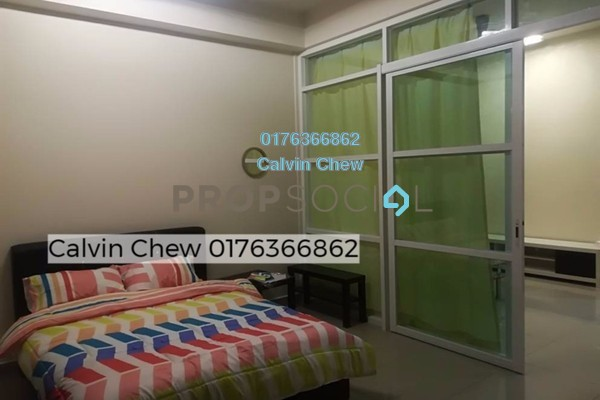 For Rent Condominium at Mutiara Ville, Cyberjaya Freehold Fully Furnished 1R/1B 1.5k