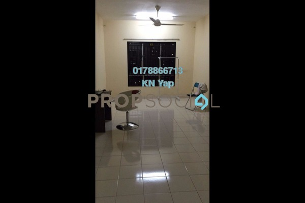 For Rent Condominium at Laman Midah, Cheras Freehold Unfurnished 3R/2B 1.2k