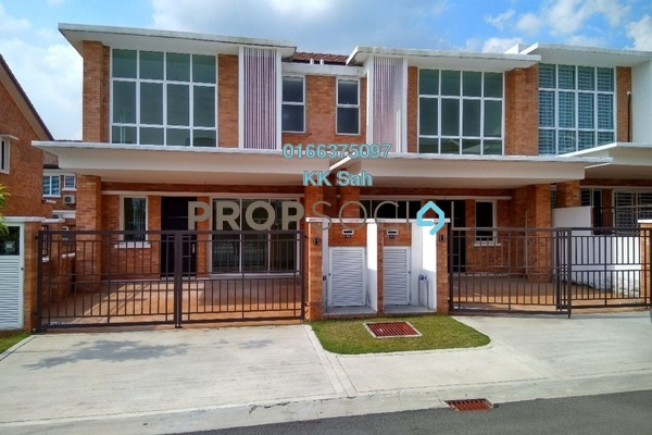 For Rent Link at Goodview, Bandar Sungai Long Freehold Semi Furnished 5R/5B 1.2k