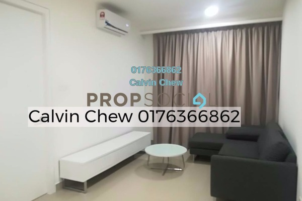 For Rent Condominium at Eclipse Residence @ Pan'gaea, Cyberjaya Freehold Fully Furnished 2R/2B 2.2k