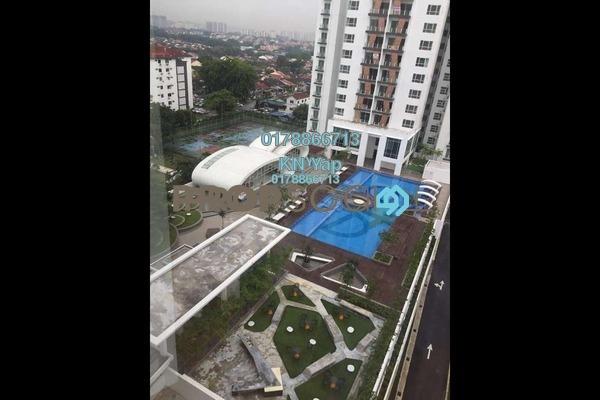 For Sale Condominium at Arte KL, Kuchai Lama Freehold Fully Furnished 3R/4B 980k