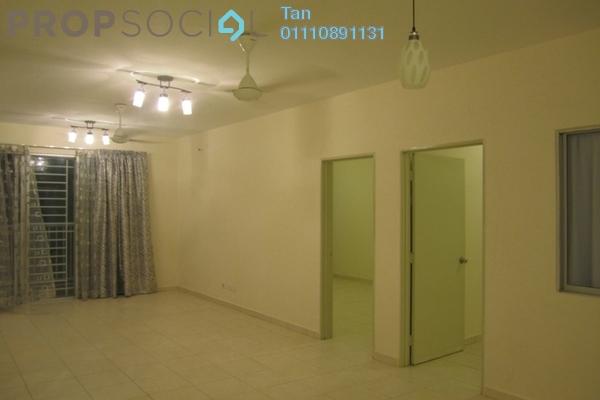 For Rent Condominium at Platinum Lake PV16, Setapak Freehold Semi Furnished 4R/3B 1.9k