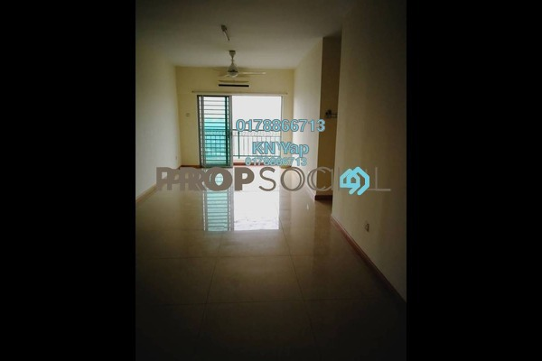 For Sale Serviced Residence at Kuchai Avenue, Kuchai Lama Freehold Semi Furnished 3R/2B 464k