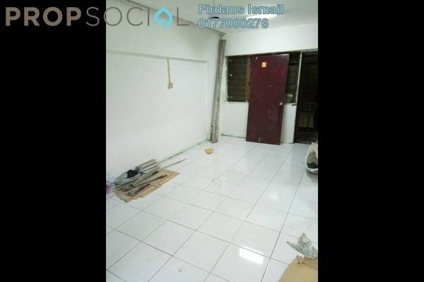 For Sale Apartment at Pandan Perdana, Pandan Indah Freehold Semi Furnished 2R/1B 150k