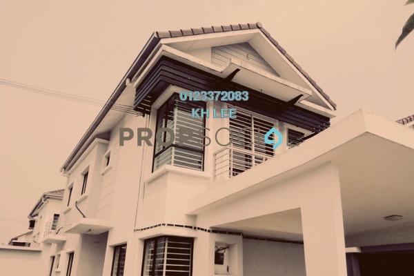 For Rent Terrace at Avira, Bandar Bukit Raja Freehold Unfurnished 5R/5B 1.5k