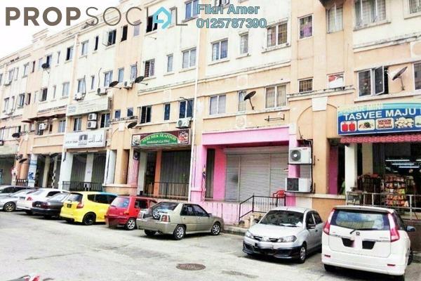 For Sale Apartment at Taman Serdang Perdana, Seri Kembangan Freehold Unfurnished 3R/1B 130k