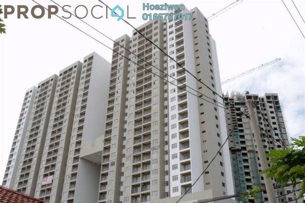 For Rent Apartment at Residensi Pandanmas, Pandan Indah Freehold Semi Furnished 3R/2B 1.3k